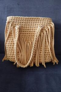 Musztardowa torba