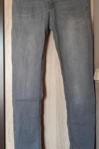 New Yorker FSBN jeansy skinny męskie szare 3032...