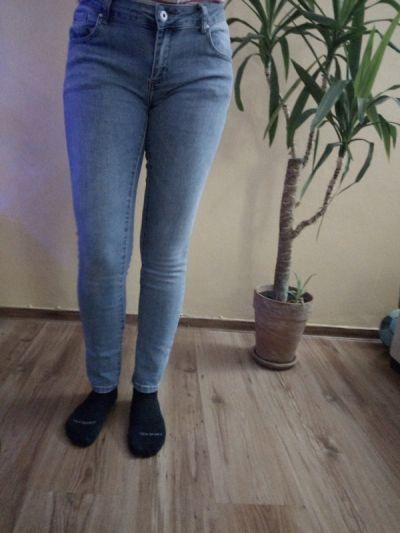 Spodnie Jeansy damskie