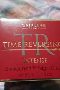 Nowy Time Reversing Intense Skin Genist z Oriflame 50 ml