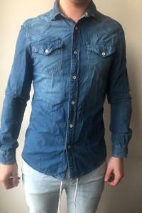 Koszula dżinsowa...