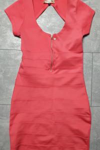 Sukienka Enza&Lea Paris modna śliczna S 36...