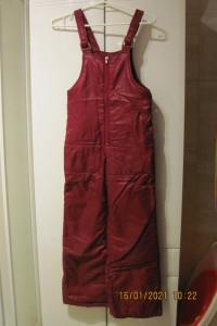 Fajne Spodnie zimowe 140...