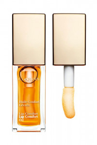 CLARINS Lip Comfort Oil olejek do ust 01 Honey