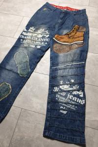Spodnie RawJeans rozmiar 38