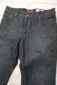 Pierre Cardin spodnie jeans 35 32