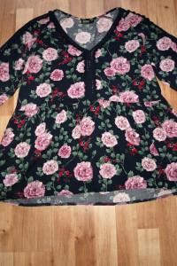 Bluzka floral 42...