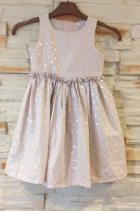 Blado różowa sukienka w gwiazdki r 116 pepco