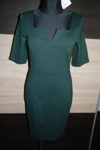 Anna Field elegancka sukienka zieleń roz 38...