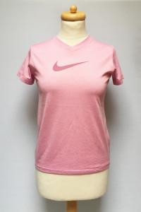 Koszulka Sportowa Różowa Róż Nike Sport Dri Fit L 40