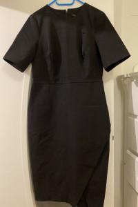 Czarna sukienka rozmiar 46...