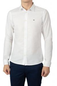 Biała Koszula Męska TOMMY HILFIGER Oryginał rozmiar S L XL
