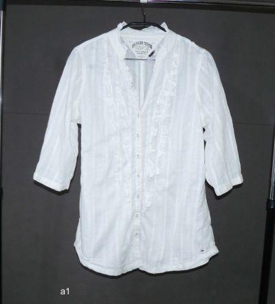 Bluzki Hilfiger Denim Markowa komfortowa bluzeczka roz L