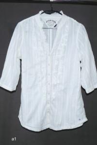 Hilfiger Denim Markowa komfortowa bluzeczka roz L