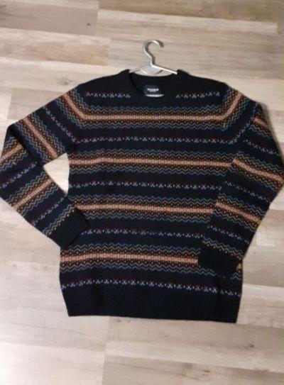 Swetry Sweter męski Pull&Bear
