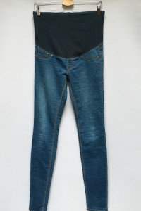 Spodnie Ciążowe H&M Mama Jeansy M 38 Super Skinny...