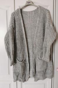 Sweter kardigan uniwersalny...