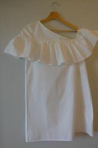 Noisy May Biała sukienka 34