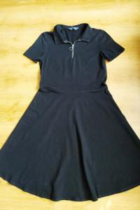 Czarna sportowa sukienka Dorothy Perkins 42 XL