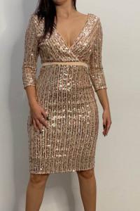 Sukienka nowa cekinowa rozmiar 38...