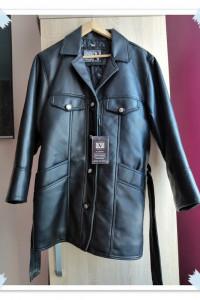 Nowy płaszcz czarny...