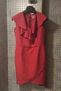 Piękna czerwona sukienka rozmiar L XL 40 42...