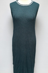 Sukienka Lampasy Brokatowa XL 42 Moods Of Norway Prążkowana...