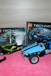 LEGO Technic 42022 i 42021...