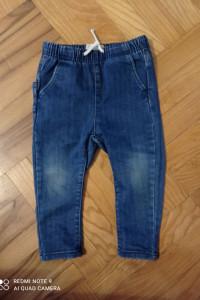 Jeansy chłopięce Zara