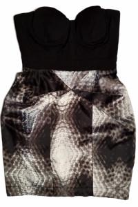 LIPSY London sukienka gorsetowa ołówkowa 36 S...