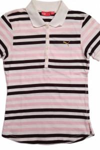 PUMA bluzka damska Polo koszulka Logo XS 34