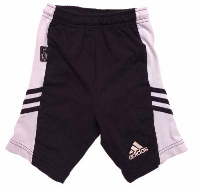 Spodnie i spodenki ADIDAS krótkie spodenki dziecięce logo 92x98cm
