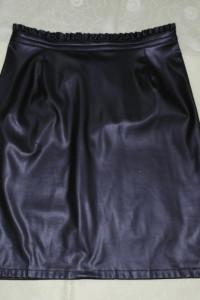 Esmara spódnica z eko skóry ołówkowa 40 42...