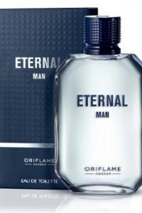 Woda toaletowa Eternal Man 100ml nowa męskie perfumy Oriflame...