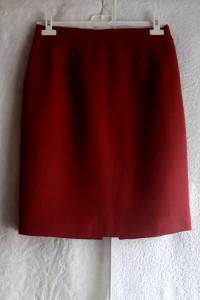Nowa bordowa spódnica Jean Paul...