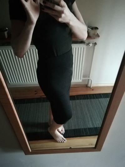 Spódnice Czarna spódnica Warwhouse