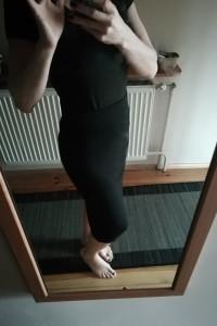 Czarna spódnica Warwhouse...