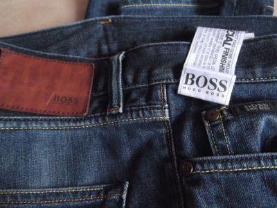 Spodnie HUGO BOSS spodnie Jeans 3432 regular fit