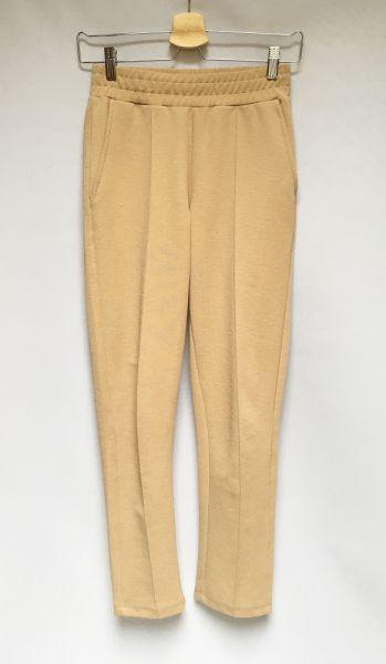 Spodnie Spodnie Beżowe Beż Dreswy Gina Tricot XS 34 Eleganckie