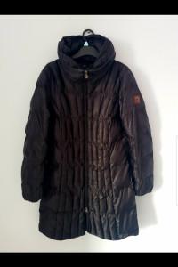 Zimowa pikowana kurtka...