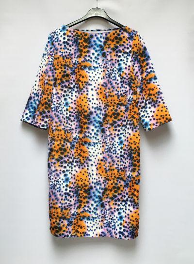 Suknie i sukienki Sukienka Asos XS 34 Wzory NOWA Odkryte Plecy Wizytowa
