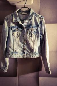 Kurtka jeansowa...