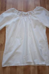 Biała bluzka S M...