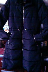 PRIMARK CARES ciepla kurtka plaszczyk zlote zipy NOWY