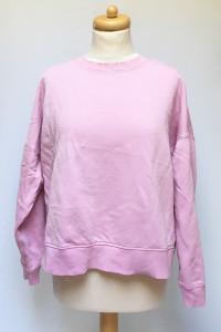 Bluza Dresowa Lindex XL 42 Różowa Dres Oversize...