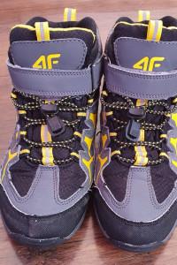 Buty trekkingowe chłopięce 4F 36