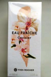 Yves Rocher Eau Fraiche Cherisier Kwiat wiśni edt...