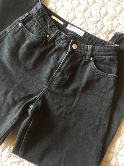 Spodnie Jeansy mom jeans