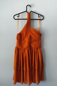 Gorsetowa sukienka H&M 36 S...
