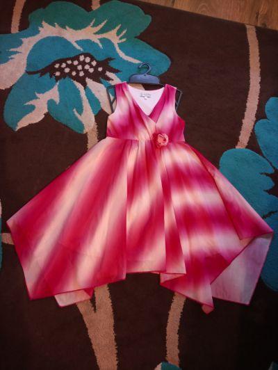 Sukienki i spódniczki Sukienka kolorowa 128